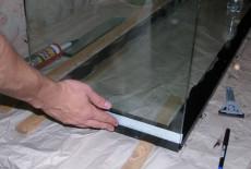 Как применить силиконовый герметик для аквариумов