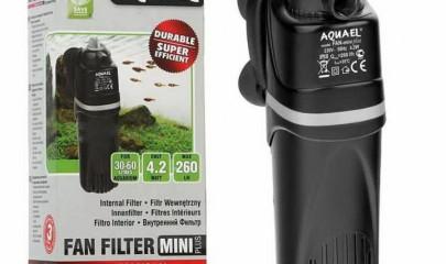 Фильтр Aquael Fan Mini Plus для очистки вашего аквариума