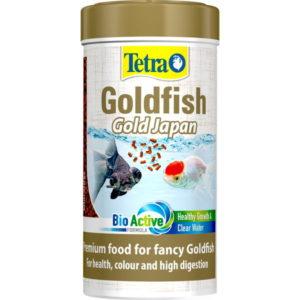 Tetra Goldfish Gold-Japan