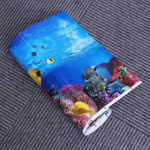 Плёнка фон для аквариума
