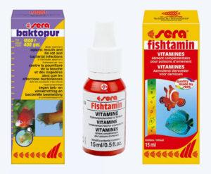 Sera Baktopur и витамины