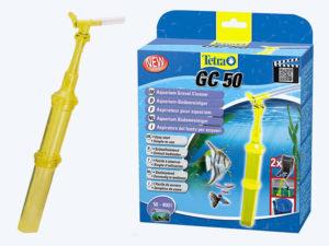 Сифон большой для чистки грунта TETRA GC-50